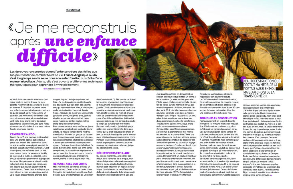 ARTICLE France Angélique Guldix
